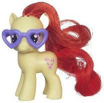 My Little Pony 3 Inch LOOSE Collectible Pony Twist-a-loo