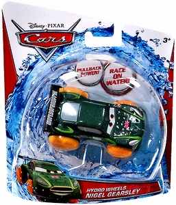 Disney / Pixar CARS Hydro Wheels Nigel Gearsley