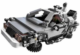 LEGO Back to the Future LOOSE Delorean