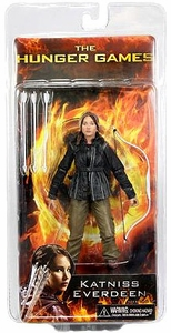 NECA The Hunger Games Movie Series 1 Action Figure Katniss Everdeen