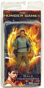 NECA The Hunger Games Movie Series 1 Action Figure Gale Hawthorne