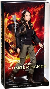 Mattel The Hunger Games Barbie Doll Katniss Evergreen