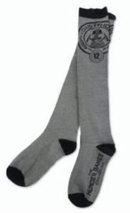 NECA The Hunger Games Capitol Coal Socks