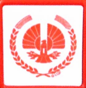 NECA The Hunger Games Capitol Seal Stamp