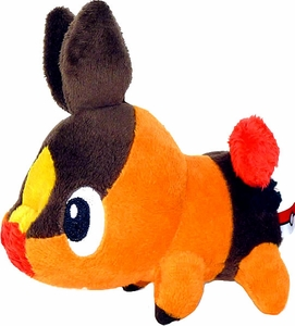 Pokemon ShoPro 3 Inch Mini Plush Keychain Tepig