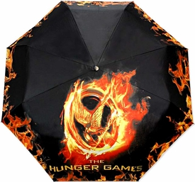 NECA The Hunger Games Mockingjay Retractable Umbrella