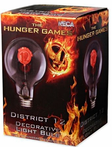 NECA The Hunger Games Mockingjay Incandescent Light Bulb