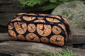 NECA The Hunger Games Mockingjay Bullseye Pencil Case Canvas