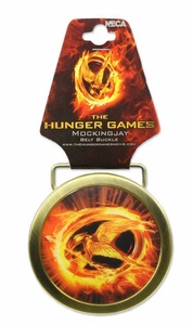 NECA The Hunger Games Burning Mockingjay Belt Buckle