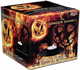 NECA The Hunger Games Mockingjay Shadow Tea Light