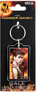 NECA The Hunger Games Gale Hawthorne Lucite Keychain