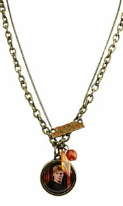 NECA The Hunger Games Peeta Mallark Double Chain Necklace