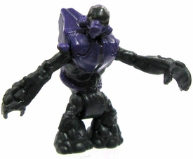 Halo Wars Mega Bloks LOOSE Mini Figure Covenant Purple Grunt