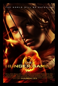 NECA The Hunger Games Poster Katniss Aiming