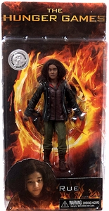 NECA The Hunger Games Movie Series 2 Exclusive Action Figure Rue
