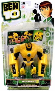 Ben 10 Ultimate Alien Heroes 6 Inch Action Figure Armodrillo