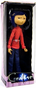 NECA Coraline 6 Inch Bendable Fashion Doll Figure Sweater & Jeans