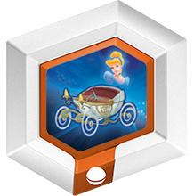 Disney Infinity Series 1 Power Disc Cinderella's Coach [6 of 20]