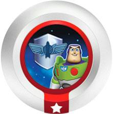 Disney Infinity Series 2 Power Disc Star Command Shield [4 of 20]