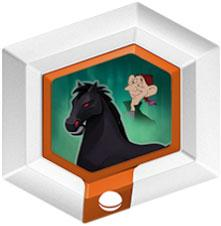 Disney Infinity Series 2 Power Disc Headless Horseman's Horse [8 of 20]