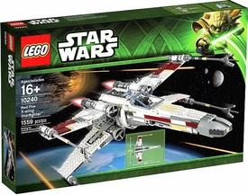 LEGO Star Wars Set #10240 Red Five X-wing Starfighter