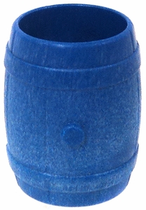 Playmobil LOOSE Accessory Blue Small Barrel