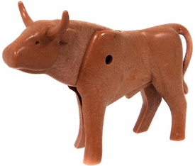 Playmobil LOOSE Animal Animal Brown Bull