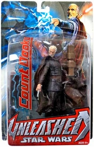 Star Wars Unleashed Series 11 Action Figure Count Dooku