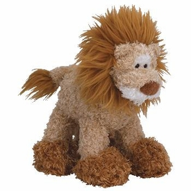 Ty Beanie Baby Groowwl the Lion