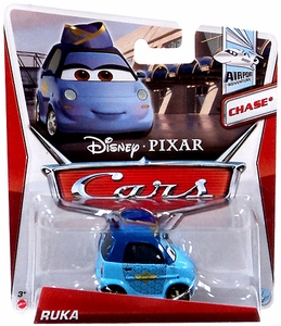 Disney / Pixar CARS MAINLINE 1:55 Die Cast Car Ruka [Airport Adventure 7/7] Chase Piece!