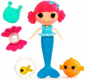 Lalaloopsy 3 Inch Mini Figure with Accessories Coral Sea Shells