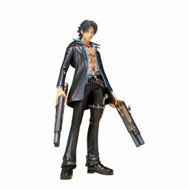 One Piece Figuarts ZERO Statue Portgas D Ace [Strong World]