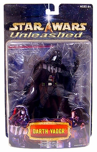 Star Wars Unleashed Series 1 Action Figure Darth Vader