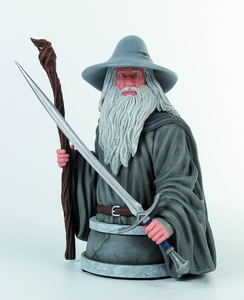 Gentle Giant The Hobbit Movie Mini-Bust Gandalf
