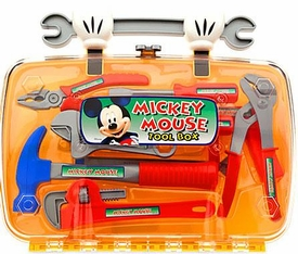 Disney Exclusive Mickey Mouse Clubhouse Playset Mickey Mouse Tool Box