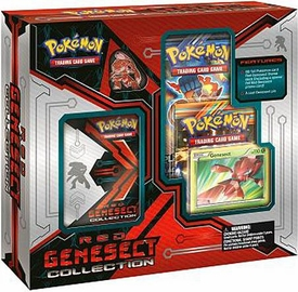 Pokemon Card Game Collection Red Genesect