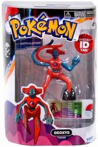 Pokemon TOMY 4 Inch PVC Legendary Figure Deoxys