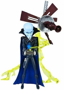 Megamind Movie 6 Inch LOOSE Action Figure Energy Ray Megamind
