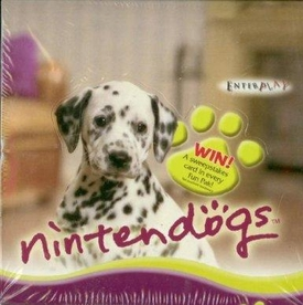 Nintendo Nintendogs Booster BOX [24 Packs]