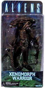 NECA Aliens Series 1 Action Figure Alien Warrior