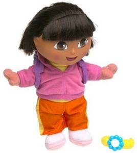 Dora the Explorer Doll Talking Dora Surprise