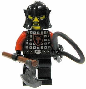 LEGO Castle LOOSE Minifigure Dragon Soldier with Axe & Whip