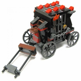 LEGO Castle LOOSE Dragon Soldier Prison Wagon