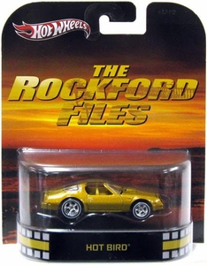 Hot Wheels Retro The Rockford Files 1:55 Die Cast Car Hot Bird