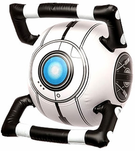 Portal 2 Inflatable Personality Core Wheatley