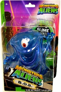 Monsters vs. Aliens Deluxe Action Figure B.O.B.