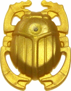 LEGO Pharaoh's Quest LOOSE Shield  Gold Scarab Shield