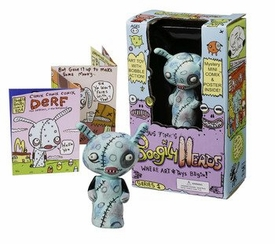 Gus Fink's Boogily Heads Series 1 Mini Bobble Head Derf