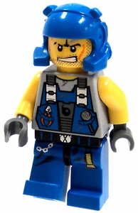 LEGO Power Miners LOOSE Complete Mini Figure Power Miner