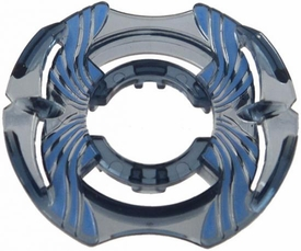 Beyblades Metal Fusion LOOSE Parts Energy Ring Cetus [Trans Black]